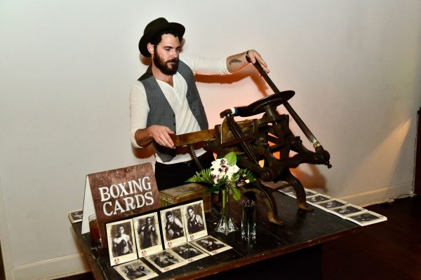 The Schlitz Bouts - A Night Of Heritage Boxing, Style & Entertainment