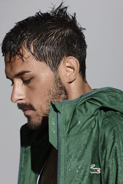 Nylon jacket LACOSTE