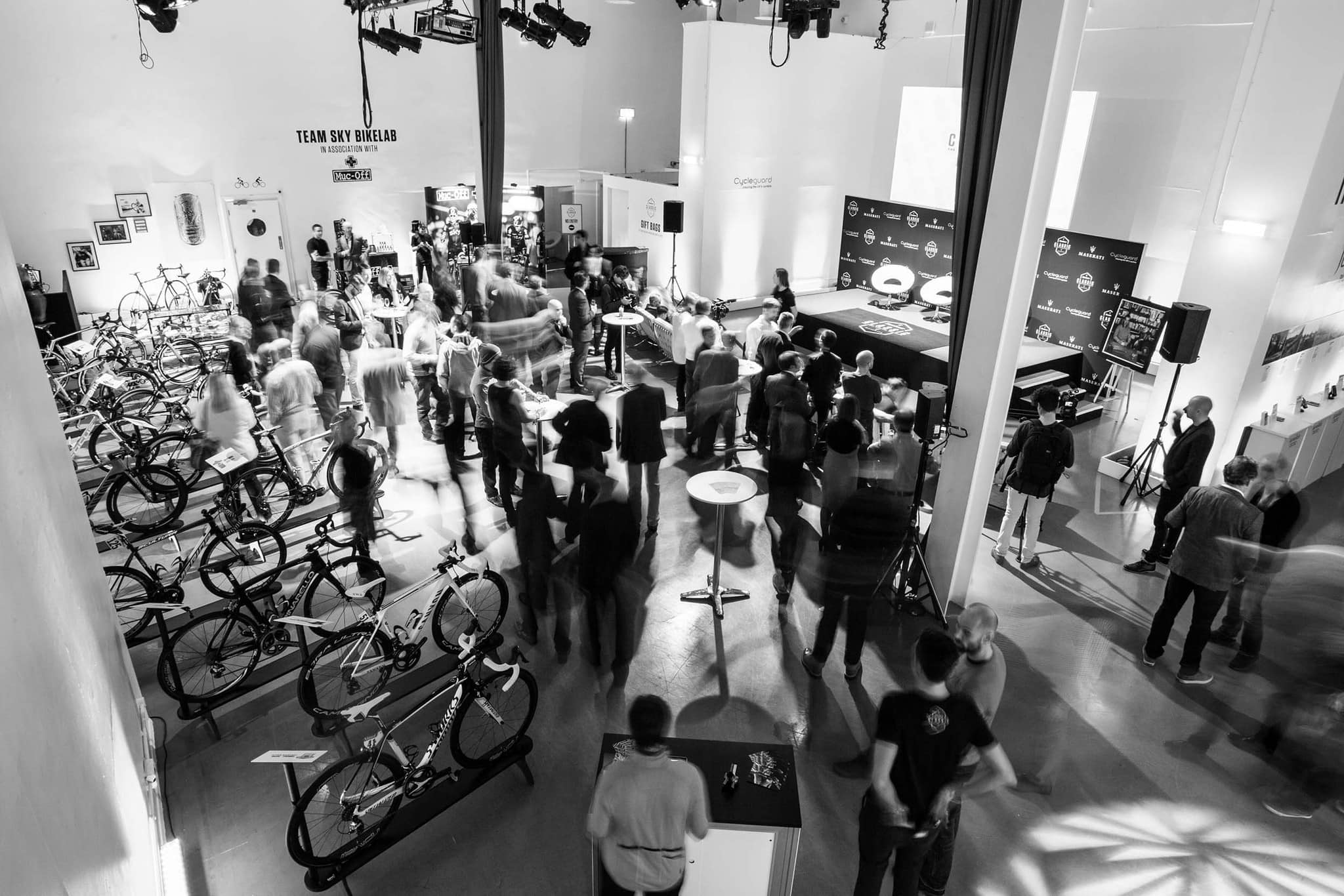 The Rouleur Classic took place in London