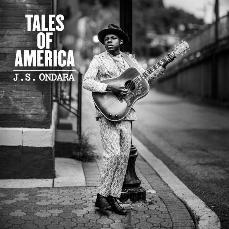 J.S. Ondara Photo by Joshua Cheuse