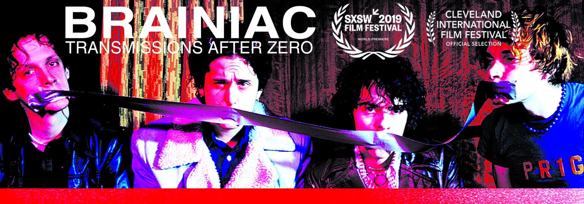 Poster Courtesy Brainiac: Transmissions After Zero